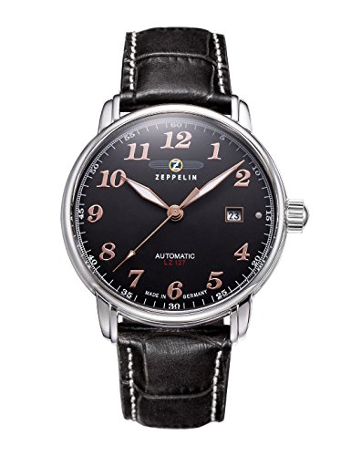 Zeppelin Gents Watch Automatique 7656-2