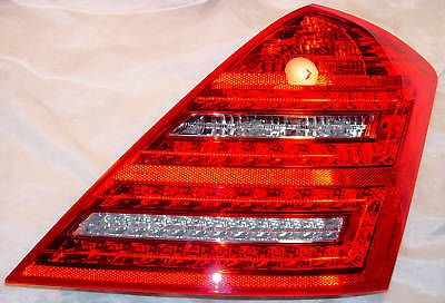 EuroActive Mercedes-Benz Genuine 2010+ S Class W221 Taillights New