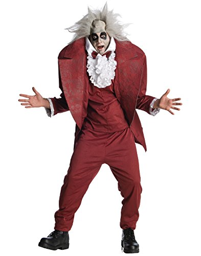 Shrunken Head BeetleJuice Costume, standard or XL