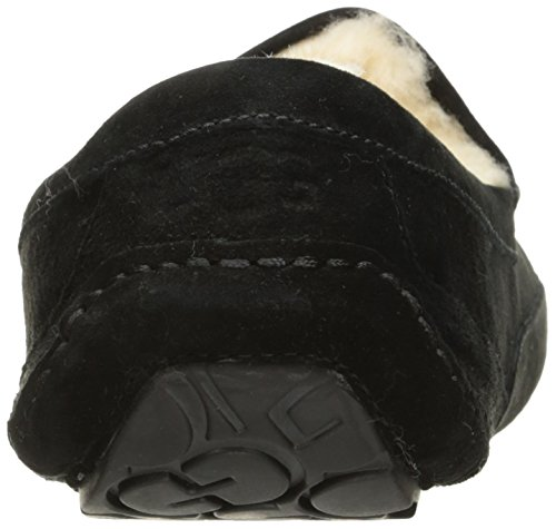 Para De Suede 5775 Ugg Black Ascot Zapatillas Hombre Casa wBqXSq