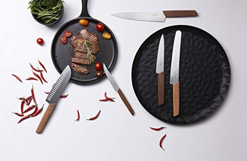 Compra Victorinox Swiss Modern Santoku Cuchillo de Cocina ...