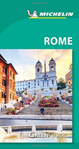 Michelin Green Guide Rome: Travel Guide (Green Guides)