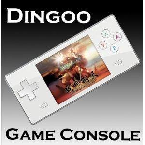 Amazon com: Dingoo Digitial A320 Emulator Game Console MP3