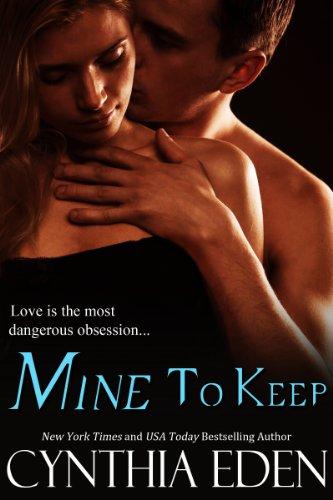 Mine To Keep (Mine- Romantic Suspense Book 2) 5 Piece Edge Barrel