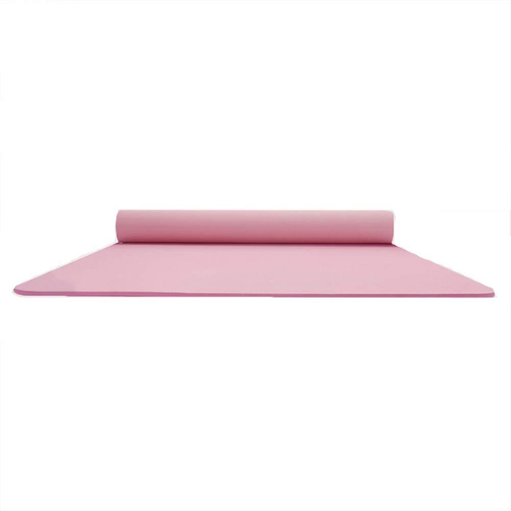 Rose BAIF Tapis de Yoga Tapis de Fitness Tapis antidérapant Tapis d'exercice Tapis de Danse Tapis de Sol 8 Couleurs   183cm  80cm  6mm 183cm80cm8mm