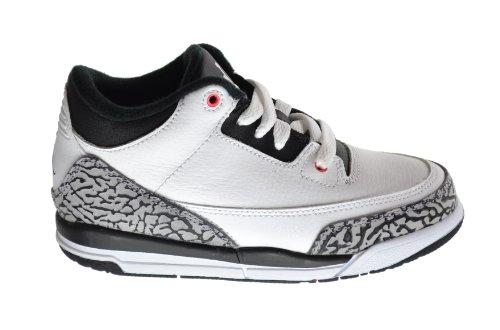"Air Jordan 3 Retro ""Infrared 23""  Little Kids Basketball Sho"