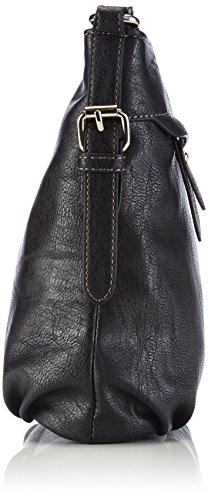 Gabor Women's 60 Lisa Bag Black Cross body Gabor Lisa Schwarz wtqUqd6v