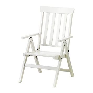 Ikea Angso - Silla de Exterior reclinable, al Aire Libre ...