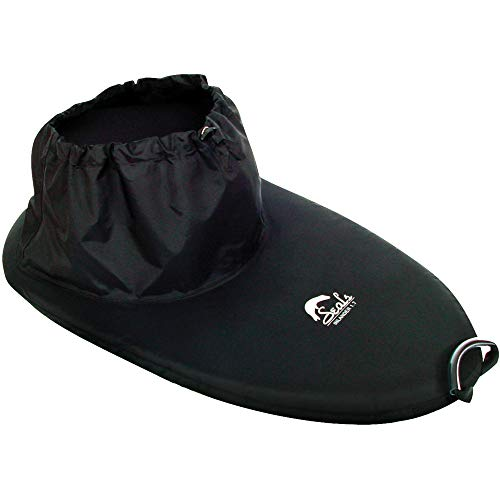 Seals Inlander Spray Skirt, 1.7, Black - Nylon Spray Skirt