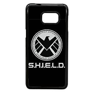 Personalized Durable Cases Samsung Galaxy S6 Edge Plus Cell Phone Case Black Smwxh S.H.I.E.L.D Protection Cover