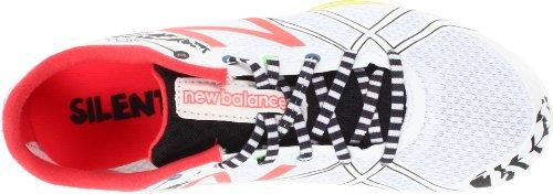 New Balance Femmes Wmd500 Chaussure De Pointe Spike Blanc / Rose