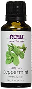 NOW Peppermint Oil, 1-Ounce