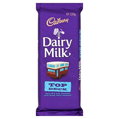Cadbury Dairy Milk Top Deck Chocolate 200g Top Deck Chocolate