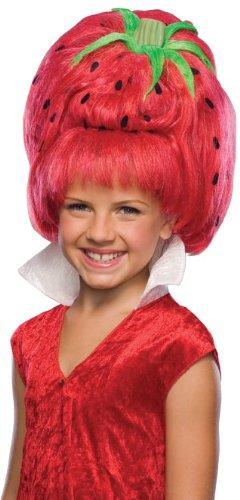 Child's Strawberry Tart Costume (Strawberry Tart Adult Costumes)