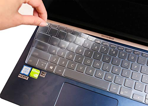 - Clear Keyboard Cover for 14