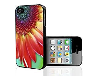 Colorful Close up Sun Flower Hard Snap on Phone Case (iPhone 5/5s)
