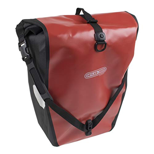 Ortlieb Roller - Ortlieb Back Roller Classic Red-Black Panniers 2016