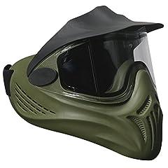 Features Light smoke thermal lens Dual density foam Hard mask Plastic lens clip Visor