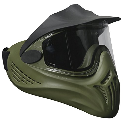 (Invert Helix Thermal Paintball Goggles Mask -)