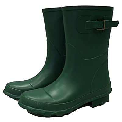 Town & Country Bradgate Bottes Racing Green Taille 7