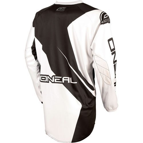 O'Neal Youth Element Racewear Jersey (Black/White, Large)