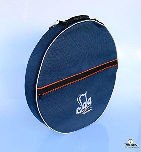 Gigbag Gig Bag Padded Case For Daf Def Erbane Frame Drum BGE-209 by trirmusic