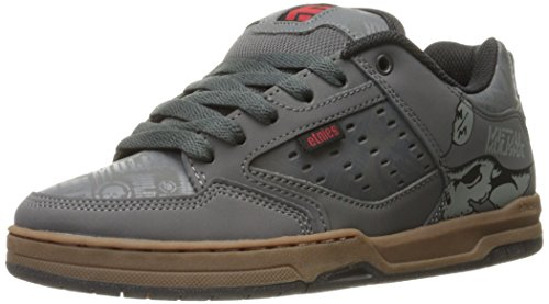Etnies Men's Metal Mulisha Cartel - Grey/Gum - 10 D(M) US