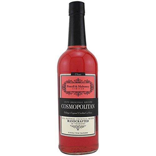 Powell & Mahoney Cosmopolitan Vintage Original Cocktail Mixer - 750 ml
