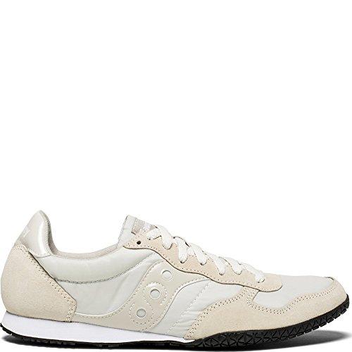 (Saucony Originals Men's Bullet Running Shoe Light Tan 10 Medium US)