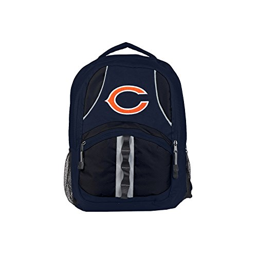The Northwest Company Chicago Bears Backpack Captain Style Navy and Black