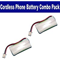 Vtech CS6429-2 Cordless Phone Combo-Pack includes: 2 x BATT-E30025CL Batteries