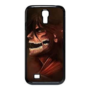 Attack On Titan Samsung Galaxy S4 90 Cell Phone Case Black gife pp001_9320381