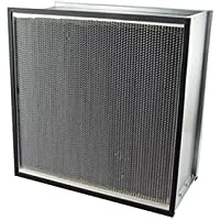 Novatek F4012 Metal Frame HEPA Filter Novair 2000 24 x 24 x 11.5