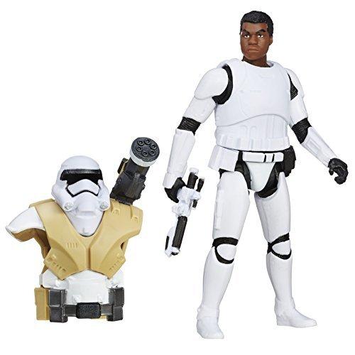 Star Wars: The Force Awakens 3.75 Inch Figure Desert Mission Armor Finn (FN-2187)