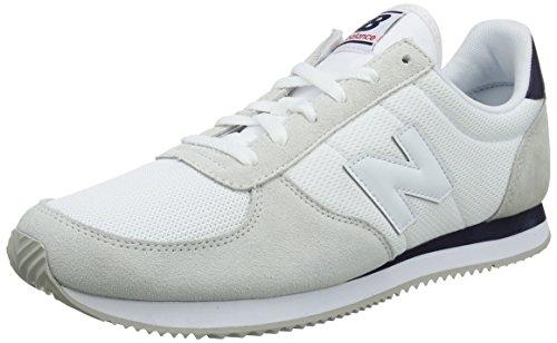 Nieuw Evenwicht Unisex-adult U220v1 Sneaker Wit (wit)