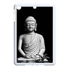 wugdiy New Fashion Cover Case for iPad Mini with custom Buddha by icecream design