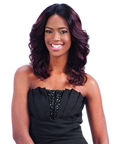SAGA 100% Remy Human Hair Lace Front Wig - CARMENTA (OP27)