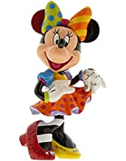 """Disney's Minnie Mouse 90th Celebration 10.25"""" Figurine from The Disney Britto Line from Enesco"""