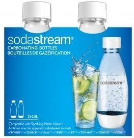 16.9 oz launched in 2017 Sodastream Bottle original 2 pack 0.5 liter