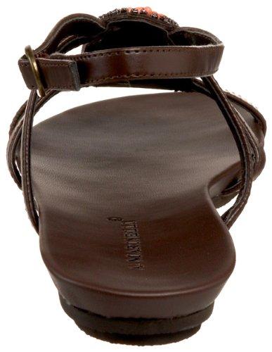 Een. Marinelli Walslaarzen Enkellaars Sandaalbruin / Fuschia