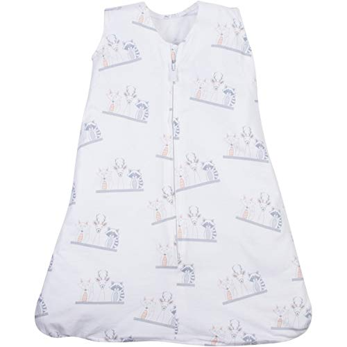 Miracle Blanket Sleeper Wearable Blanket Sack, Woodland Friends, Small (4-9 Months)