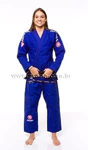 Atama Mundial Model 9 Women's Gi - Blue - F3
