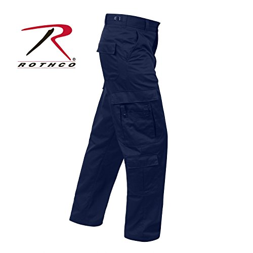 Navy Emt Pants - 3
