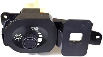 with Fog Lights Headlight Switch PT Auto Warehouse HLS-1047