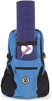 Aurorae Yoga Multi Purpose Backpack, Model 2.0. Mat Sold Separately