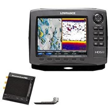 lowrance hds 8 gen2 insight usa bundle w lss 2 realtime structure