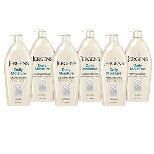 Jergens Daily Moisture Dry Skin Moisturizer, 32 Ounces
