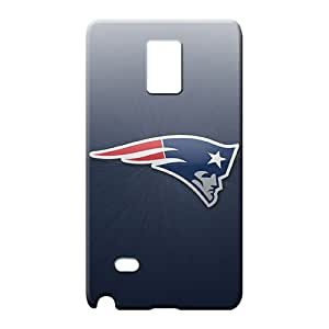samsung note 4 First-class Snap High Grade mobile phone carrying covers new england patriots nfl football