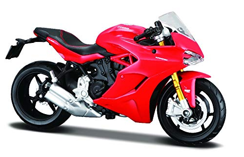 - ZIETNAL Diecasts & Toy Vehicles - 1:18 Ducati Supersport S Motorcycle Bike DIECAST Model Toy New in Box 1 PCs