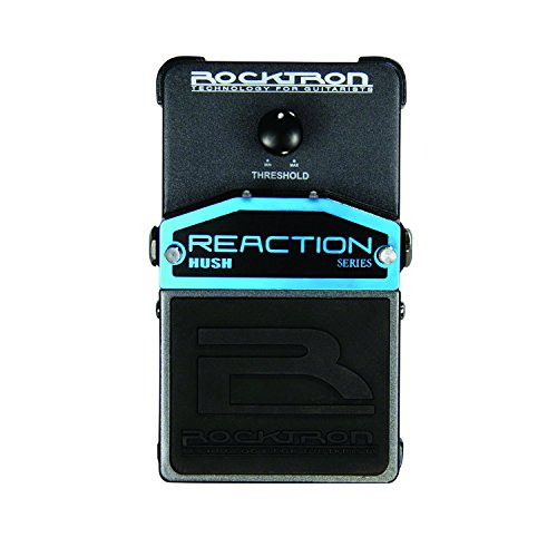 Rocktron Reaction HUSH Noise Reduction Pedal by Rocktron